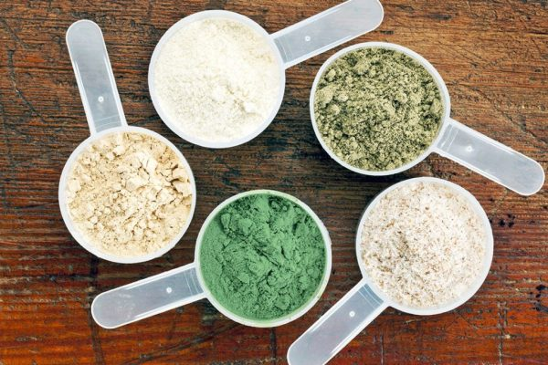 What protein powders are good for losing weight?